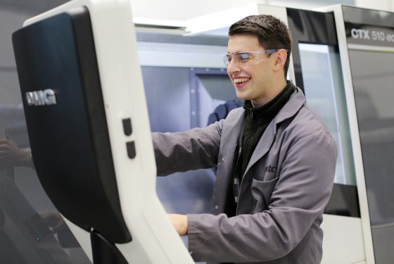 MTC apprentices ready to boost manufacturers