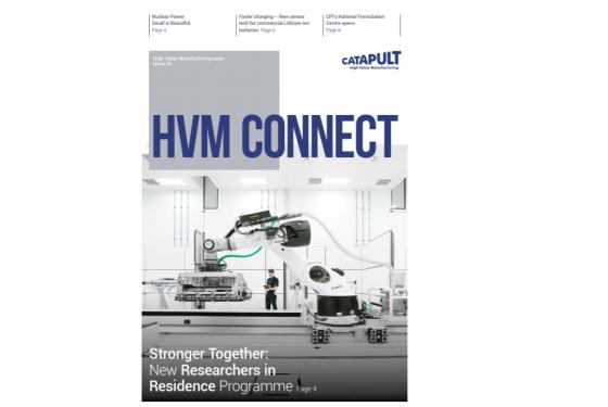 HVM Connect Issue 1 - April 2018