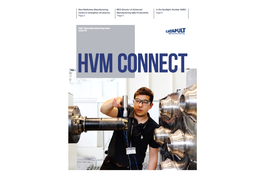 HVM Connect Issue 2 cover