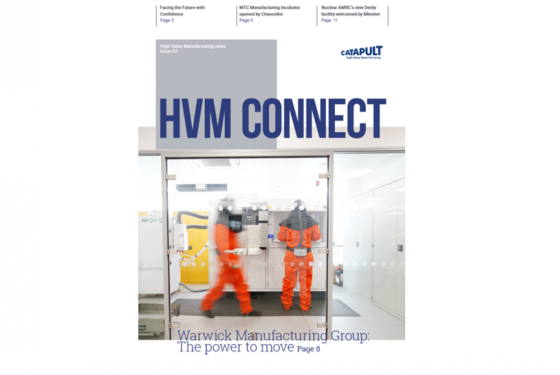 HVM Connect Issue 3 - October 2018