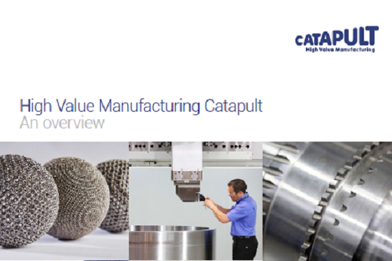 HVM Catapult Corporate Brochure