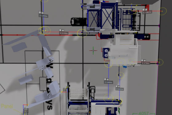ACS Stainless switches on to virtual reality for factory planning