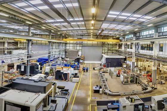 GOVERNMENT AGREES 5-YEAR FUNDING PACKAGE FOR HVM CATAPULT