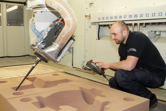 Castings researchers expand capabilities for rapid manufacture of large-scale components