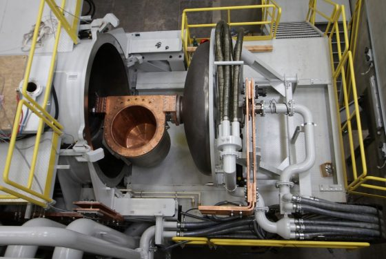Europe's biggest aerospace castings facility now operational at the AMRC