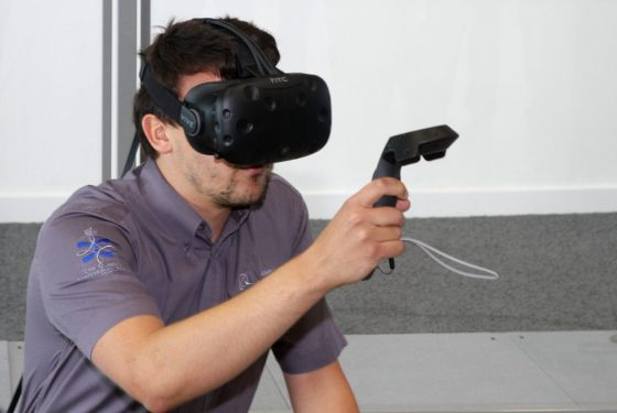 Vehicle conversion firm plugs into Virtual Reality to boost production