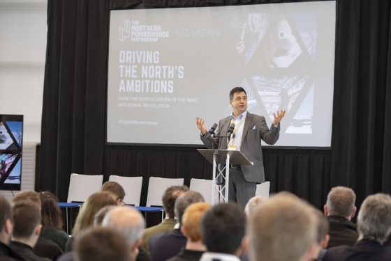 Northern Powerhouse 'must lead the next Industrial Revolution'