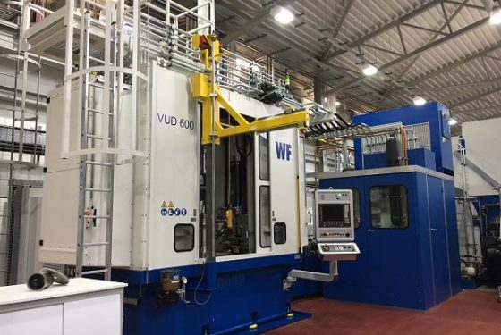AFRC invests in bespoke forming machine to enhance its capabilities in a range of sectors