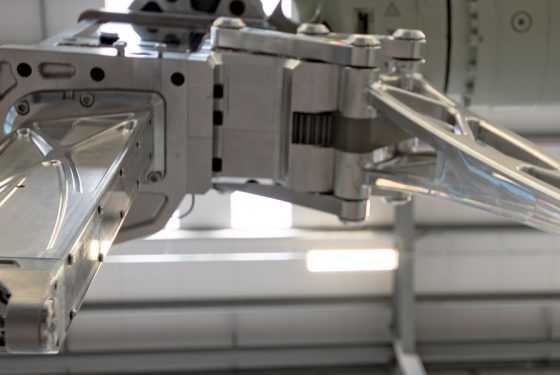 Cordless Automated Smart Drill Improves Aero-Structure Production