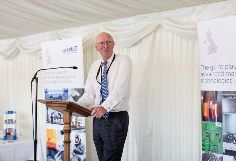 Business, Energy and Industrial Strategy (BEIS) Minister, Lord Prior