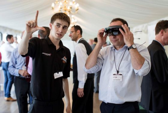HVM Catapult 2016-17 Annual Review launched at the House of Commons