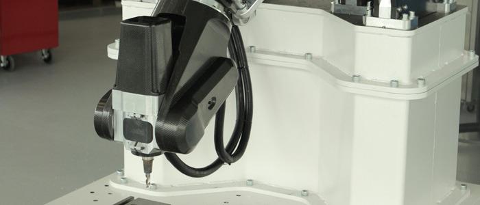 AMRC composite robot