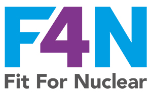 Fit for Nuclear logo