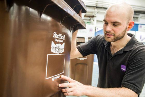 Engineering apprentice Oliver Marsh goes for more