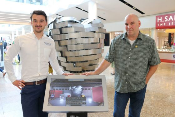 Games tech at the heart of AMRC app created for Steel Man project