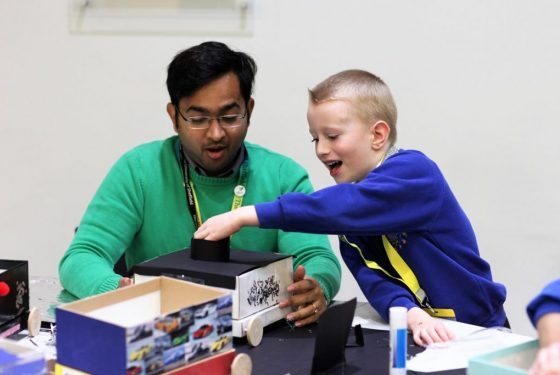 Primary Engineer campaign to inspire a new generation of engineers in the region kick-started at AMRC