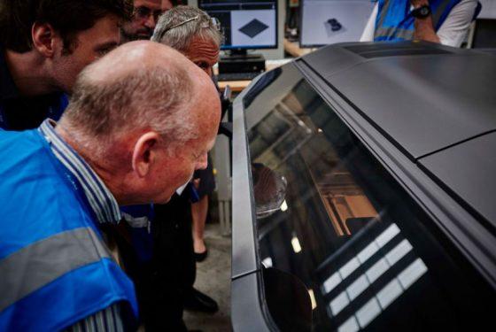The MTC installs UK's first HP Jet Fusion 3D Printer