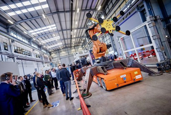The MTC showcases step-change opportunities for the UK construction and infrastructure industry