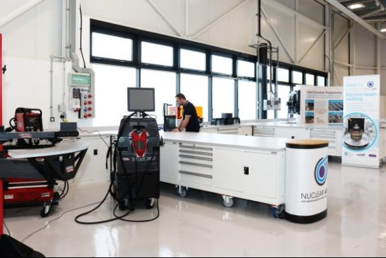 Nuclear AMRC Midlands opens for business