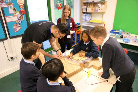 Schools from Yorkshire selected to take part in world record attempt