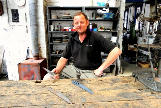 Sheffield knife maker at cutting edge of 3D printing technology