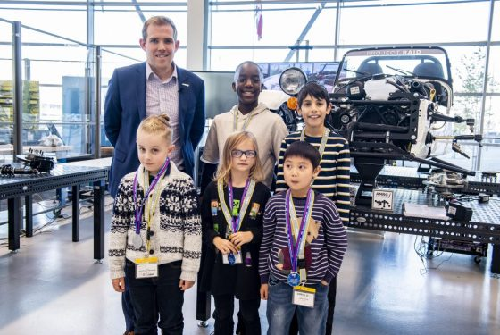 From Sheffield to Shanghai: AMRC helps dream trip come true