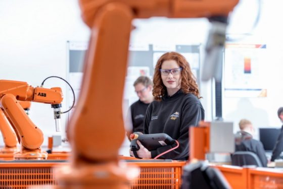 Talented engineers shine bright to mark International Women in Engineering Day 2018