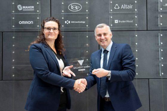 MTC signs up major UK construction company