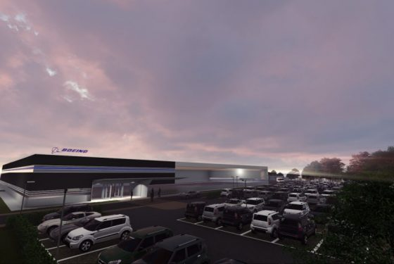 Boeing announces new manufacturing facility alongside the AMRC, part of the HVM Catapult