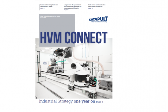 HVM Connect Issue 4 - December 2018