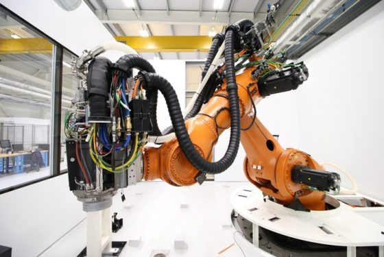 AMRC project targets a step change in the capabilities of robots used in aerospace