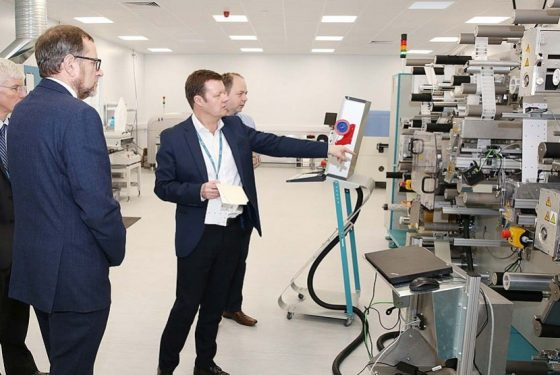 New facility to exploit the opportunities of IoT