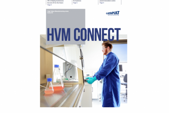 HVM Connect Issue 5 - March 2019