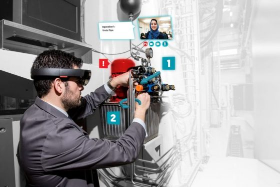 MTC visualisation team joins Microsoft mixed reality partner programme