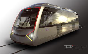 First look at Coventry's Innovative Light Rail Vehicle