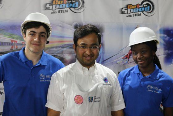 Rahul rises to STEM challenge