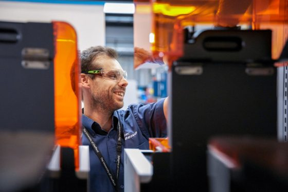 Banking on additive manufacturing