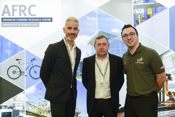 AFRC explores the future of metrology through partnership with Hexagon Manufacturing Intelligence