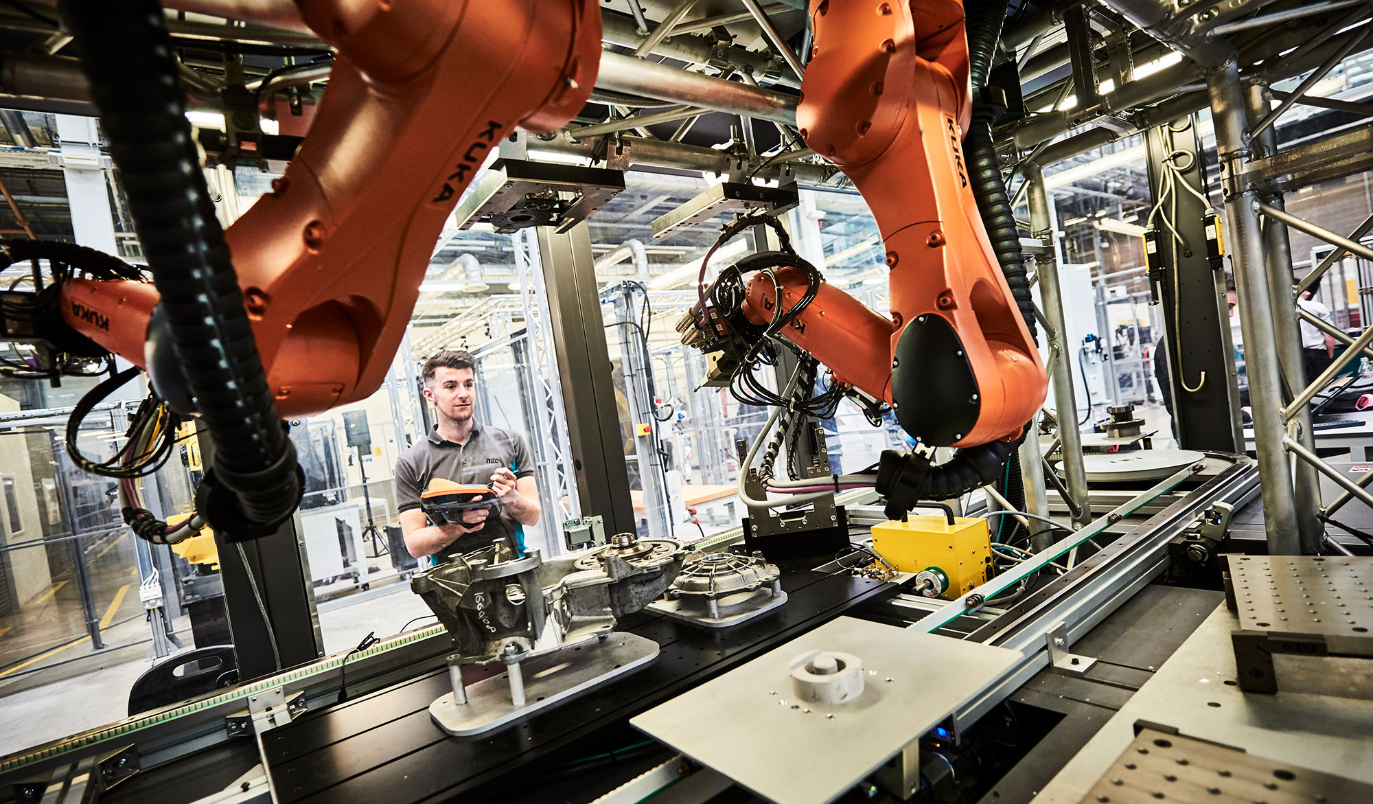 Mtc Appointed Lead Auditor For Uk Robotics High Value