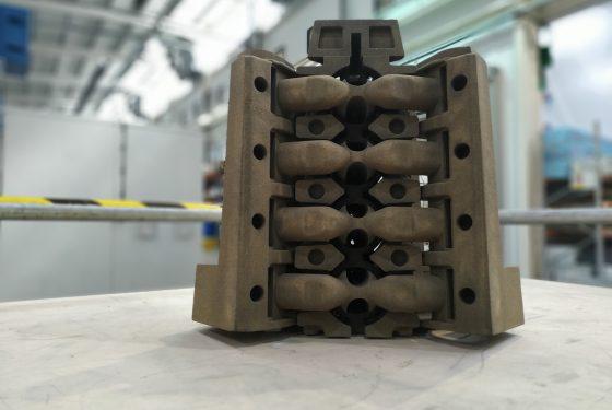AMRC Castings enhance 3D sand printing capability