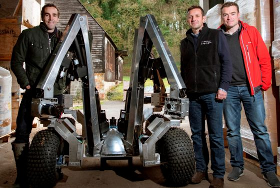 MTC robotics experts help revolution in farming