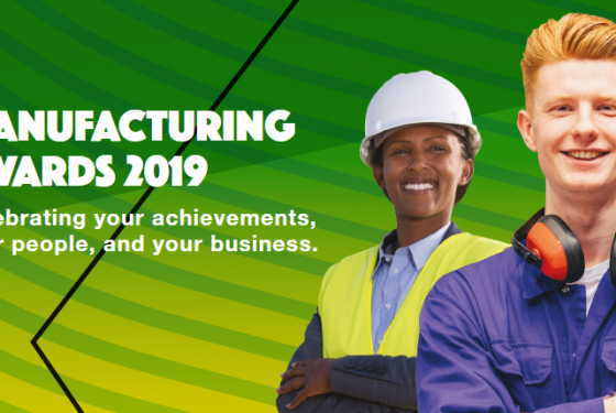 Make UK Manufacturing Awards 2019