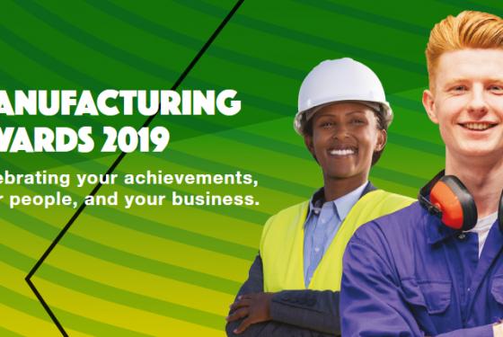 Make UK Manufacturing Awards 2019
