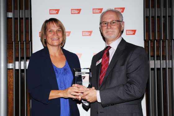 AMTC awarded Advanced Apprenticeship Provider of the Year
