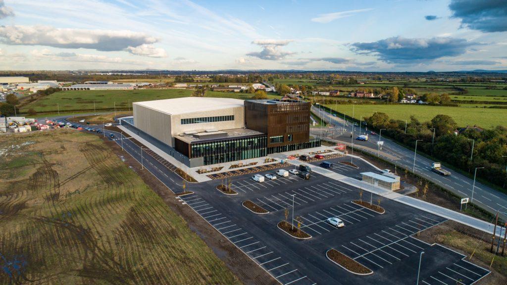 AMRC Cymru facility