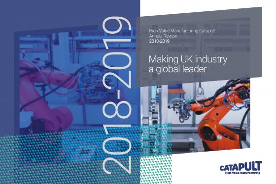 HVM Catapult 2018-19 Annual Review