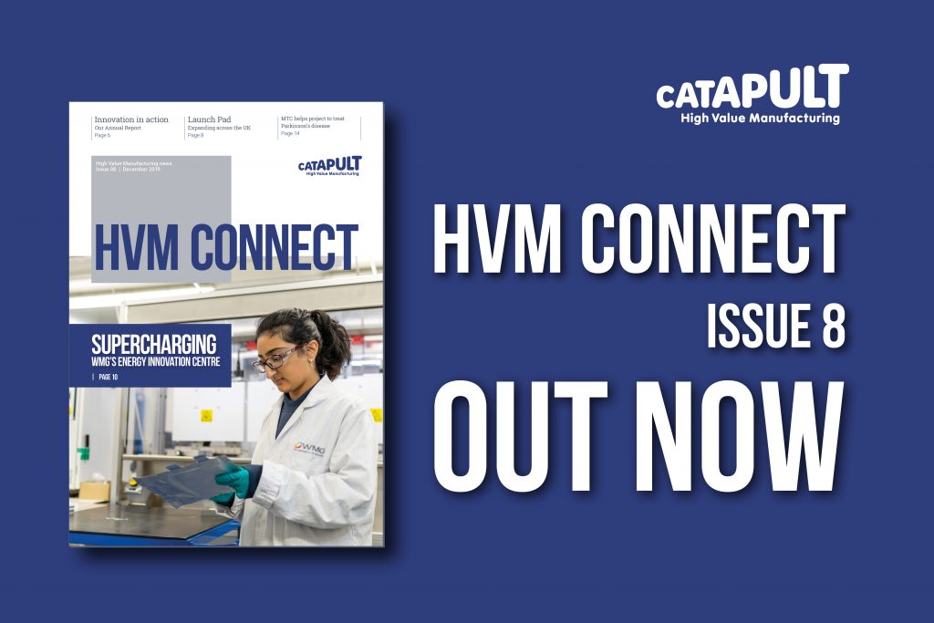 OUT NOW: HVM Connect Issue 8