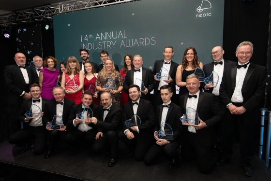 Three awards for CPI skills work