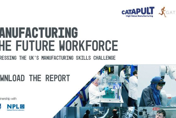 Manufacturing the future workforce: Connect innovators and educators to succeed