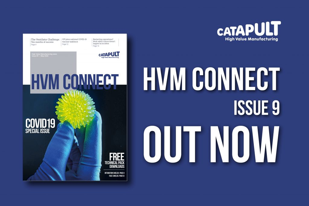 HVM Connect COVID-19 special issue